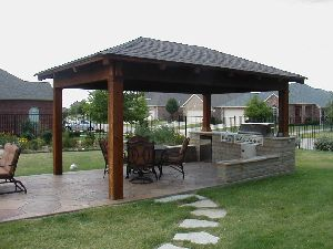 Now That You Simply Have A Landscape Itu0027s Best To Have A Stoop Or Patio For  Folks To Socialize, Gather, And Flat Out Party. You Can Go With Using A  Patio Or ...
