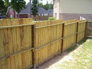 Call New World Builders Llc In League City When It Comes Time To Build Or Replace Your Cur Non Existing Privacy Fence We With Quality Mind